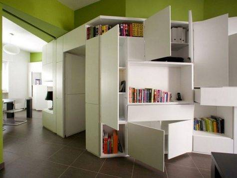 Creative Decorating Ideas Small Apartments Furniture