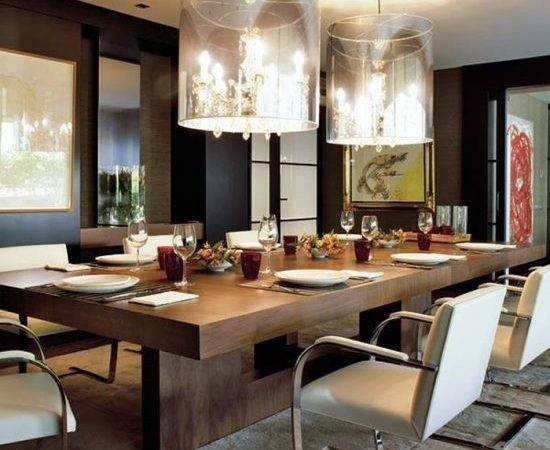 Creative Dining Table Ideas Fit Into Your Living