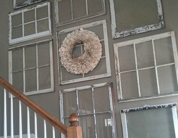 Creative Diy Ideas Using Old Windows Your Home