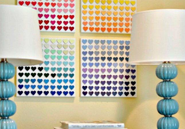 Creative Diy Wall Art Ideas Decorate Your Space