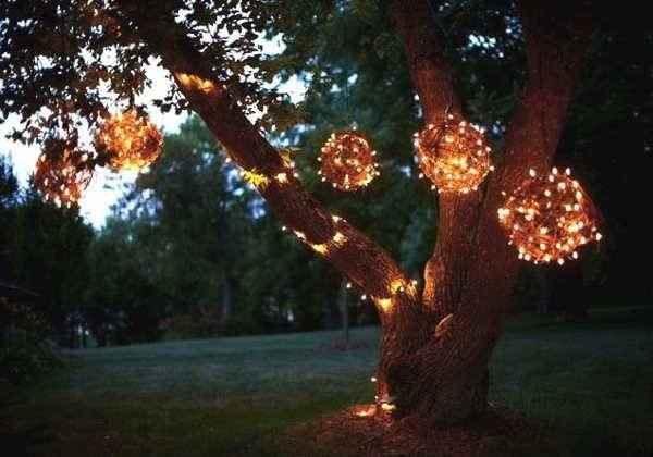 Creative Home Decorating Ideas Christmas Lights