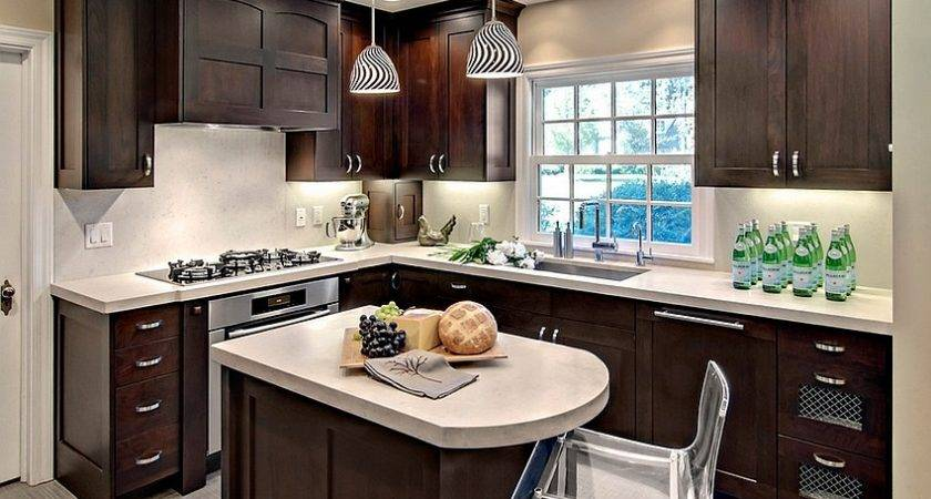 Creative Ideas Small Kitchen Design