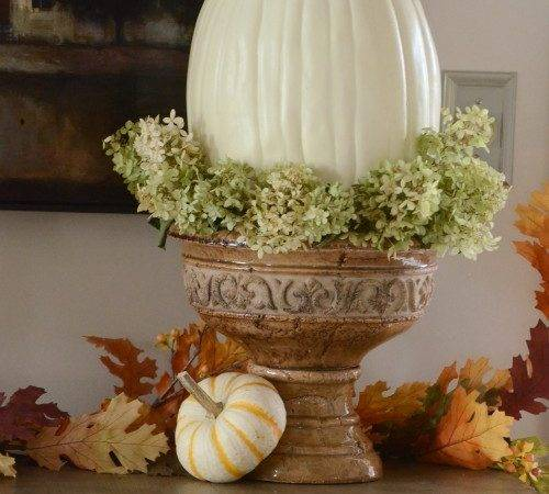 Creative Juices Decor Thanksgiving Table Scapes White