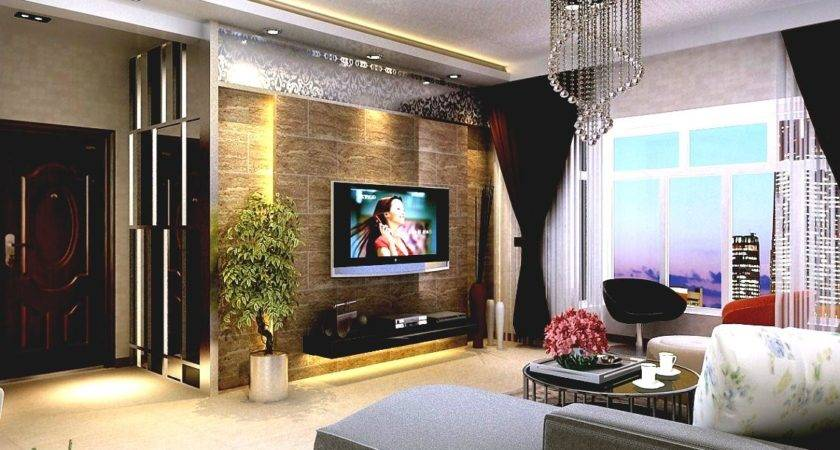 Creative Living Room Design Modern Rooms Colorful