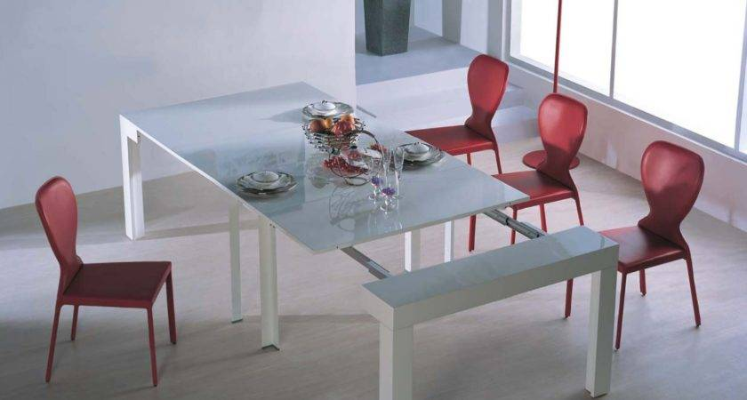 Creative Multifunctional Dining Room Table Design