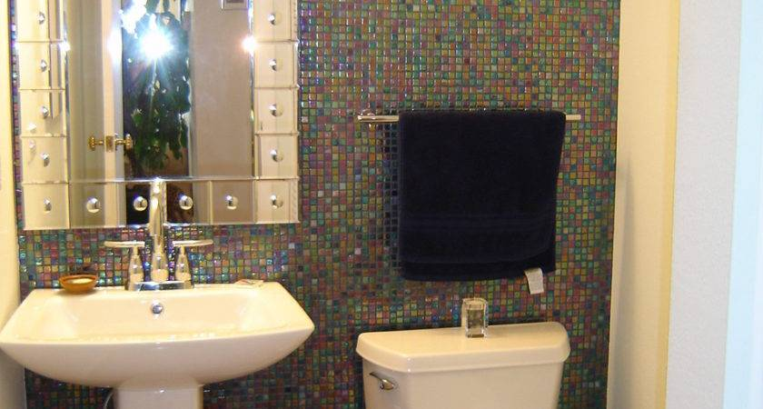 Creative Powder Room Decorating Ideas Photos Remodel