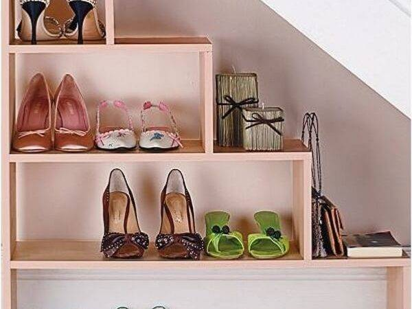Creative Shoe Storage Ideas Decoration Channel