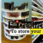 Creative Shoe Storage Ideas Youtube