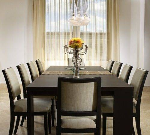 Creative Small Dining Room Furniture Interior Design