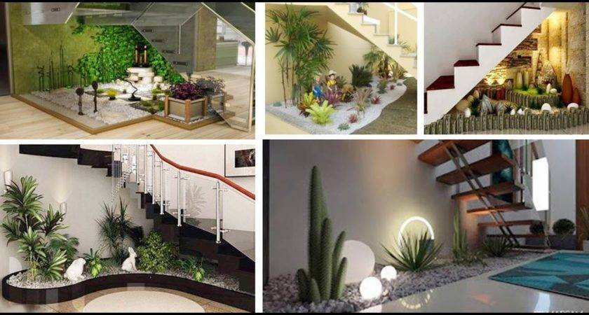 Creative Small Indoor Garden Designs Awesome