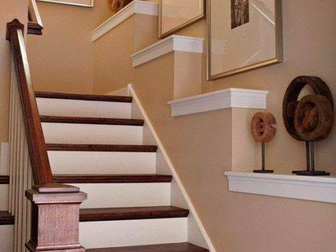Creative Staircase Wall Decorating Ideas Art Frames