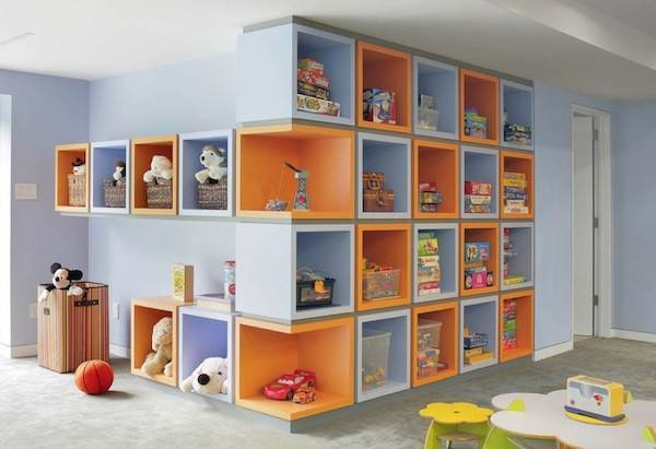 Creative Toy Storage Solutions Your Kids Room