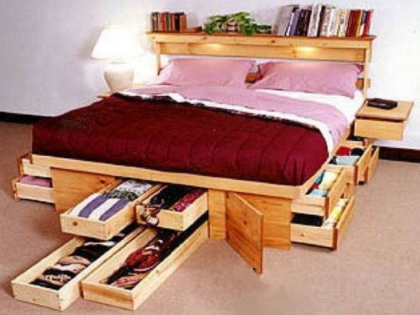 Creative Under Bed Storage Ideas Bedroom Hative