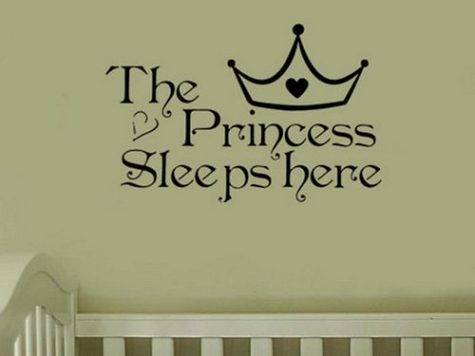 Creative Wall Decal Children Quotes Stickers Home