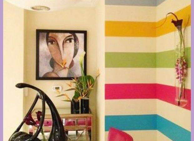 Creative Wall Paint Ideas Homedesigns