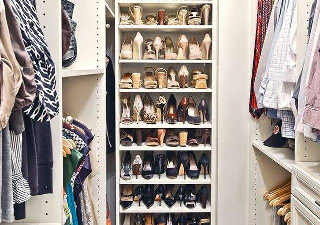 Creative Ways Organize Your Shoes Inspired