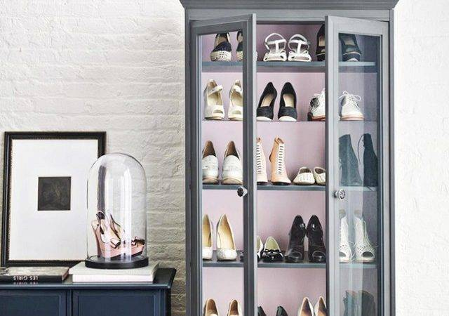Creative Ways Organize Your Shoes