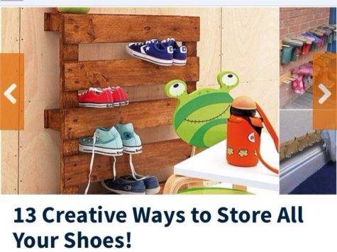 Creative Ways Store All Your Shoes Musely