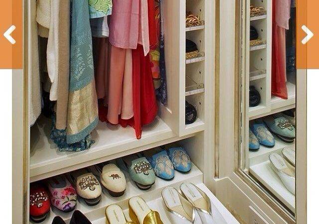 Creative Ways Store All Your Shoes Trusper
