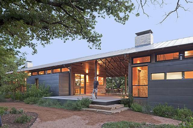 Cross Timbers Ranch Lake Flato Architects