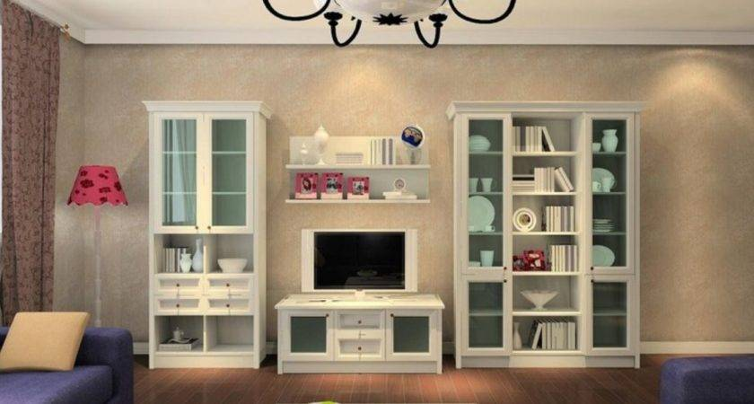 Cupboard Designs Living Room Decoration Ideas