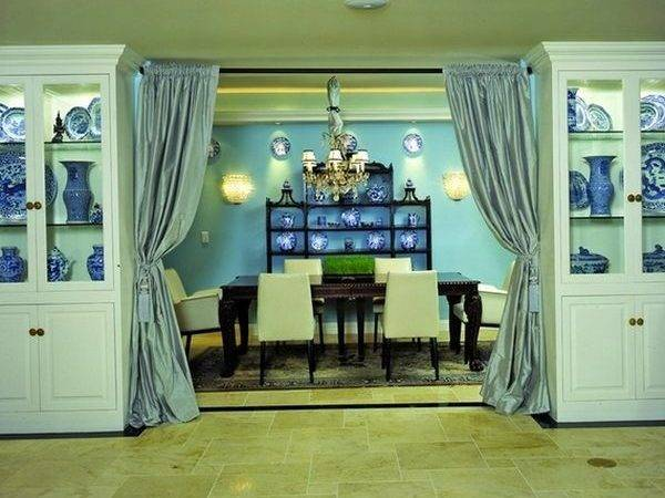 Curtain Room Divider Smart Home Design Ideas