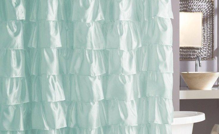 Curtains Give Your Bathroom Perfect Look Fancy