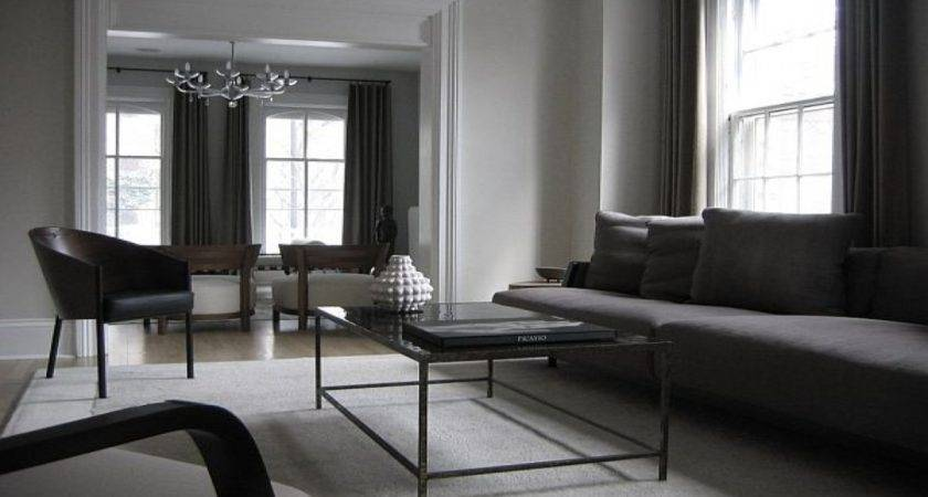 Curtains Ideas Bedrooms Black White Grey Living