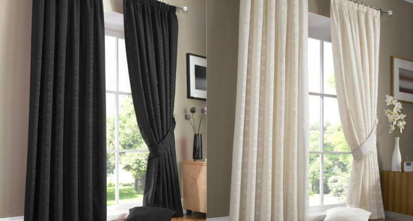 Curtains Living Room High Tech Style