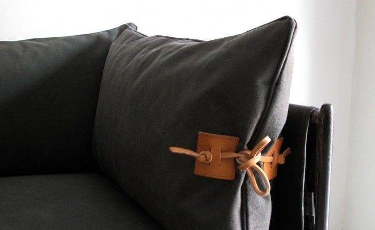 Cushions Leather Sofas
