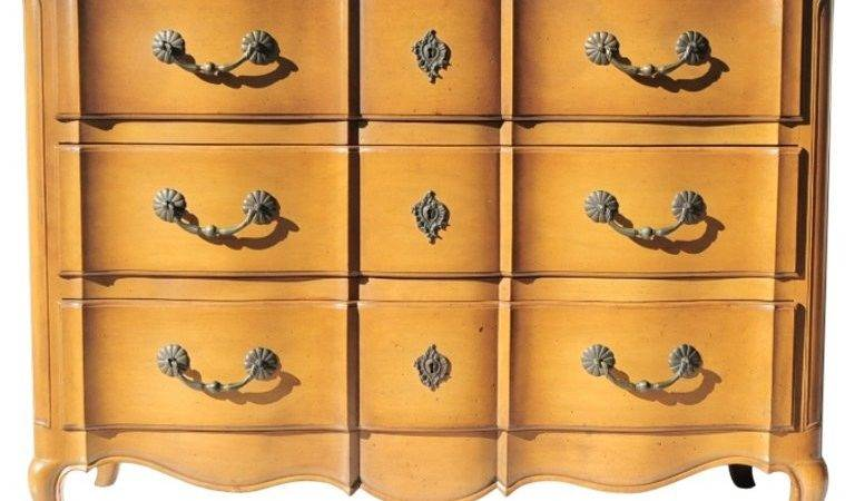 Custom French Louis Style Provincial Chest Cassard