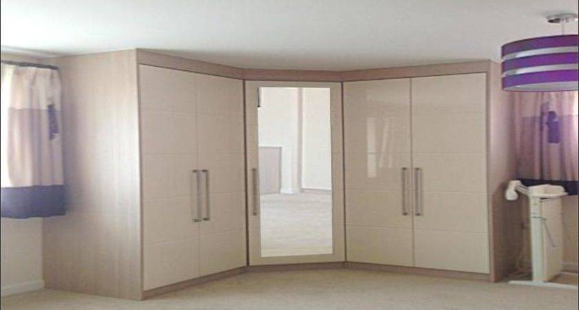 Custom Made Corner Fitted Wardrobes Bedroom Ideas