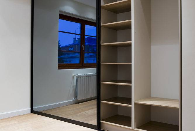 Custom Wardrobes Melbourne Built Walk
