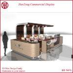 Customize Manicure Table Nail Salon Kiosk Design