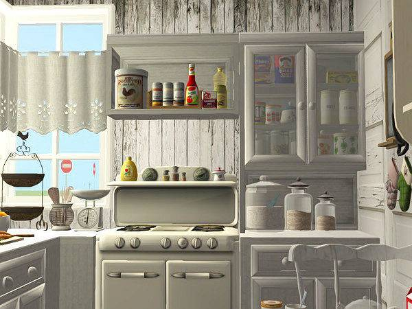 Cute Country Kitchen Casaslindas