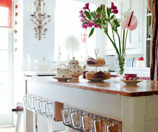 Cute Kitchen Ideas Home Rocks