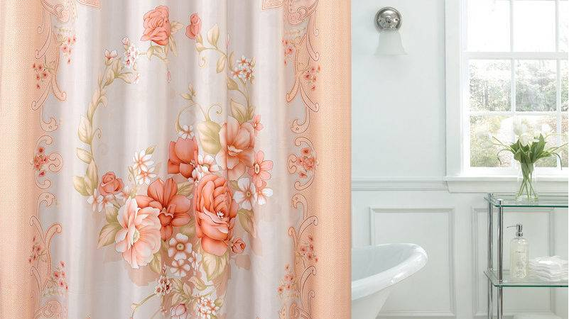 Daniels Bath Fancy Rosemary Shower Curtain Reviews