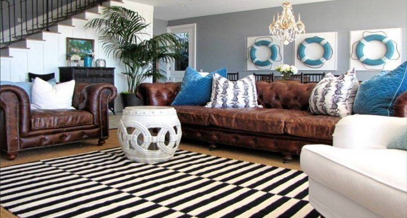 Dark Brown Couch Living Room Ideas Sofa Teal