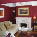 Dark Red Living Room Ideas Dorancoins