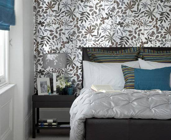 Dark Teal Grey Bedroom Ideas