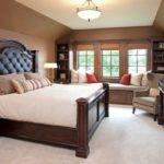 Dark Wood Bedroom Furniture Home Design Ideas