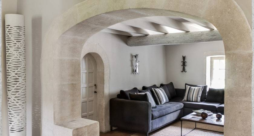 David Price Design Interior Farmhouse Eygalieres