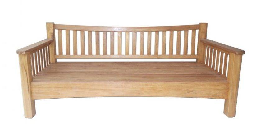 Daybeds Said Daybed Outdoor Teak Sayed Malaysia Table