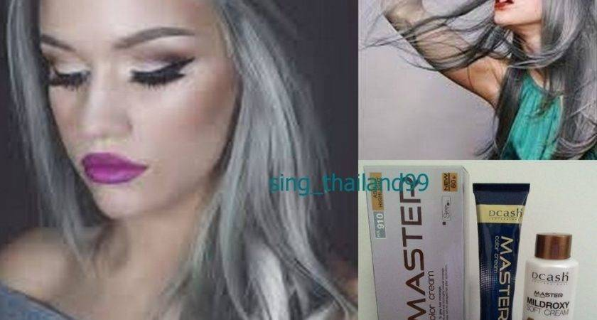 Dcash Master Color Cream Permanent Hair Dye