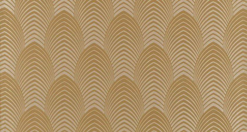 Deco Fabric Sable Latte Harlequin Arkona