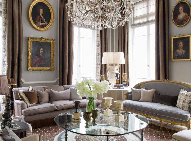 Decor Inspiration Apartment Style Louis Xvi
