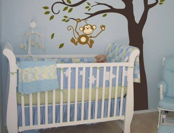 Decorate Baby Girl Room Wall Interiors