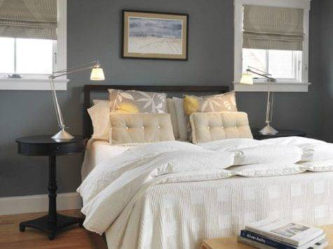 Decorate Bedroom Grey Walls