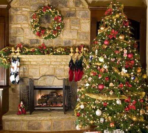 Decorate Christmas Budget Relocation