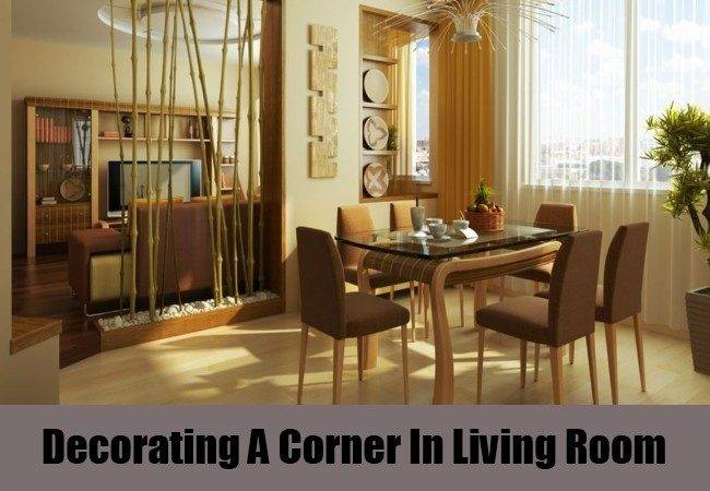Decorate Corners Beautifully Home Decorating